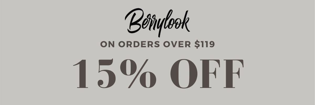 coupon for berrylook