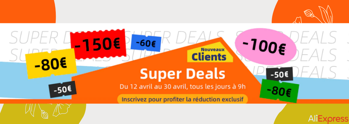 Aliexpress Coupons